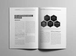 Imagebild Infografik Geschäftsbericht Broschüre Druck Jahresbericht Unternehmen Bilanz Informationsgrafik Unternehmensbild Fotoshooting gzwitscher Grafikdesign Bocholt